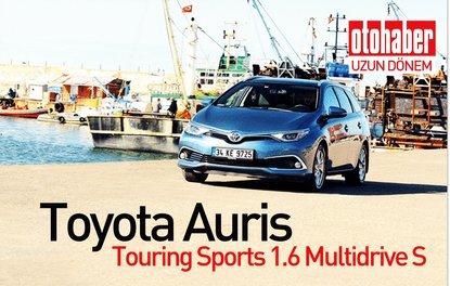 UZUN DÖNEM · Toyota Auris Touring Sports 1.6 Multidrive S