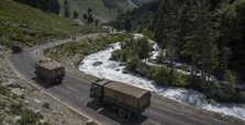 India admits Chinese 'transgression' in border areas