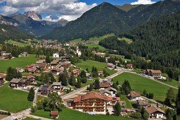 İtalya'da bir Türk köyü: Moena