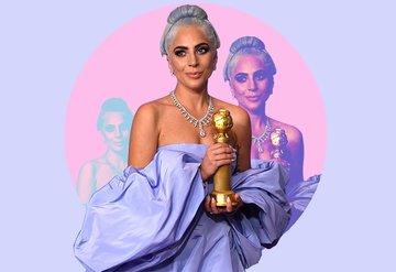 Lady Gaga'nın elbisesinin anlamı