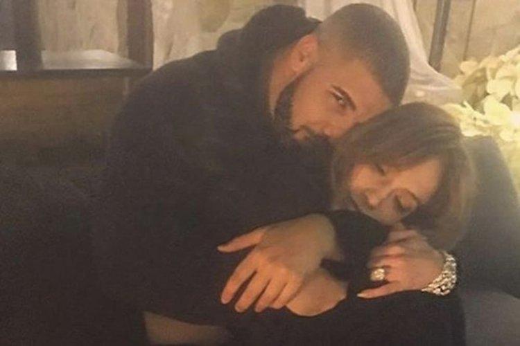 Jennifer Lopez ve Drake'in ilişkisi ortaya çıktı