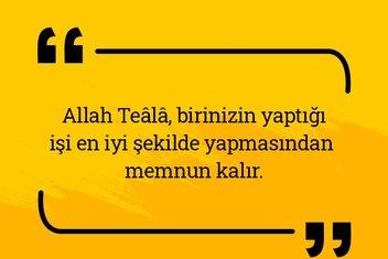 İslam'a göre iş ahlakı nasıl olmalıdır?