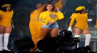Netflixin Beyonce belgeseli: Homecoming
