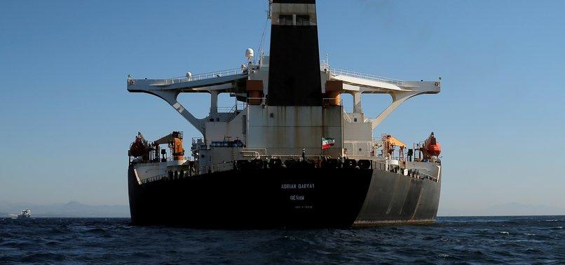 GIBRALTAR REFUSES U.S. REQUEST TO SEIZE IRANIAN TANKER