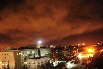 ABD'nin Esed rejimini vurduğu operasyonun ilk görüntüleri