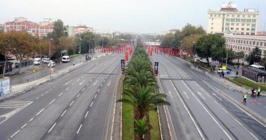 İstanbul'daki o cadde trafiğe kapatıldı!