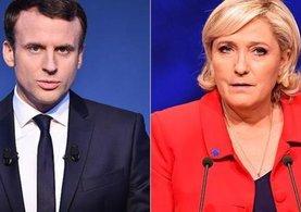 Fransız siyasetçiler ikinci turda Emmanuel Macron için seferber oldu