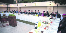 Christians, Jews of Istanbul join fast breaking feast
