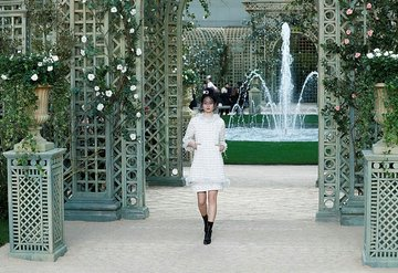 Chanel İlkbahar - Yaz 2018 Haute Couture
