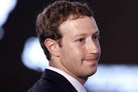 Facebook accidentally deletes some of founder Zuckerberg's posts