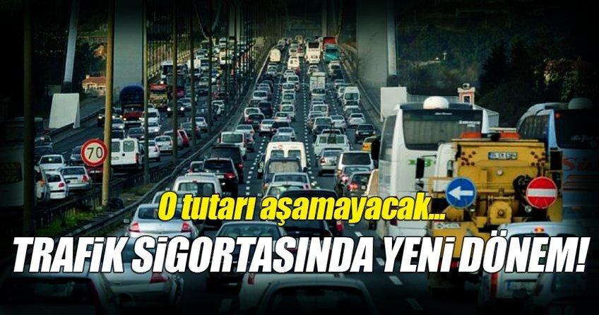 Zorunlu trafik sigortası yönetmeliği yayımlandı