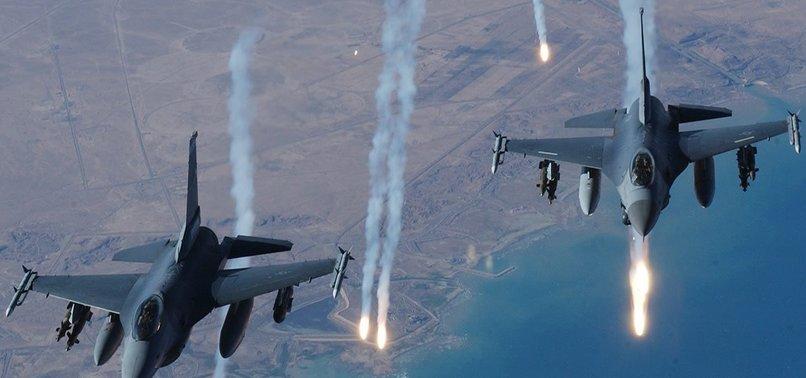 TURKISH JETS NEUTRALIZE AT LEAST 3 TERRORISTS IN NORTHERN IRAQ