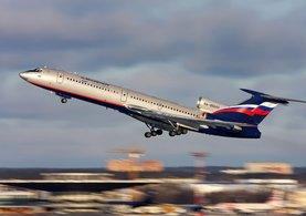 Rusya'dan çok önemli karar! TU-154 tipi uçakların uçuşu durduruldu