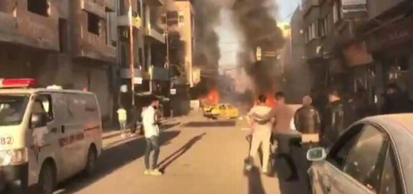 YPG/PKK TERROR BOMBS CLAIM 5 LIVES IN NORTHEASTERN SYRIA