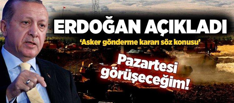 Cumhurbaşkanı Erdoğan, Reuters'a özel mülakat verdi