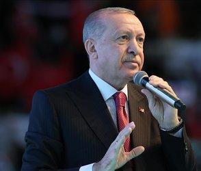 Erdoğan vows to improve status of Turkish women
