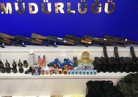 PKK'nın katliam planladığı villadan şok detaylar