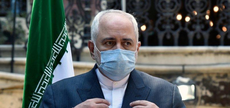 IRAN'S ZARIF TO VISIT MOSCOW, BAKU TO DISCUSS KARABAKH