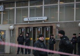 Rusya'da bomba alarmı! Pionerskaya Metro istasyonu kapatıldı