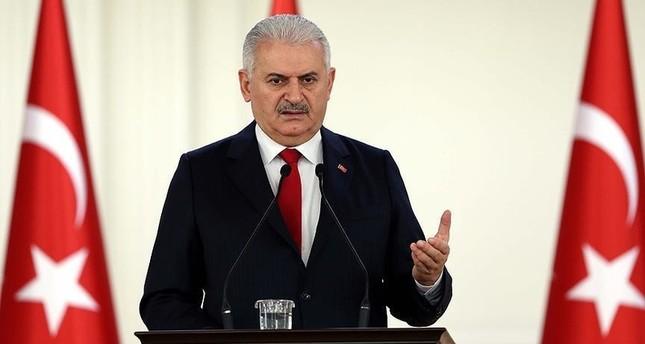 يلدريم: بعض الدول تحارب داعش بالكلام فقط وأمن أوروبا يبدأ من تركيا