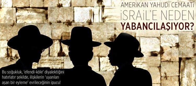 Amerikan Yahudi Cemaati İsrail'e neden yabancılaşıyor?