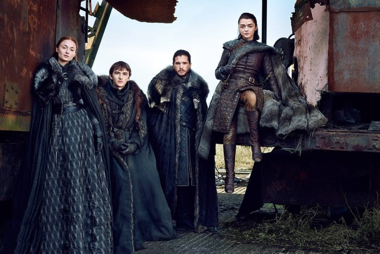 Game of Thrones: Final zamanı