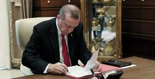 Turkish president signs election harmonization bill