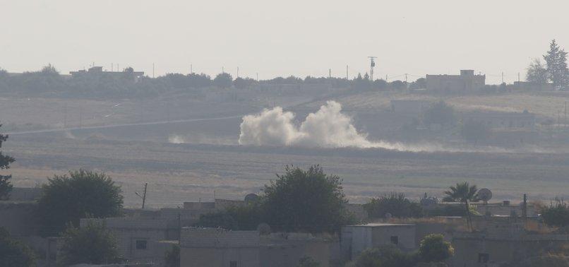 YPG/PKK TERROR GROUP VIOLATES TURKEY-US DEAL ON SYRIA