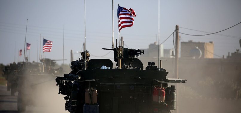 US FORCES RELOCATES ITS BASES IN SYRIA
