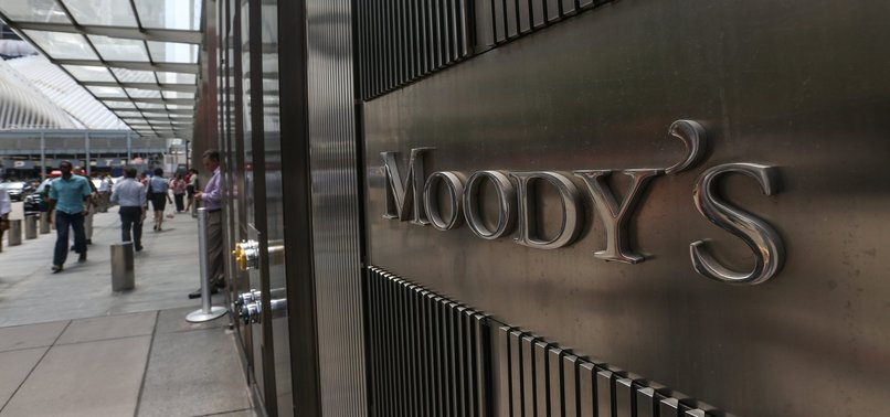 TURKEY SLAMS MOODYS CREDIT RATING DOWNGRADE AS BIASED AND UNFAIR