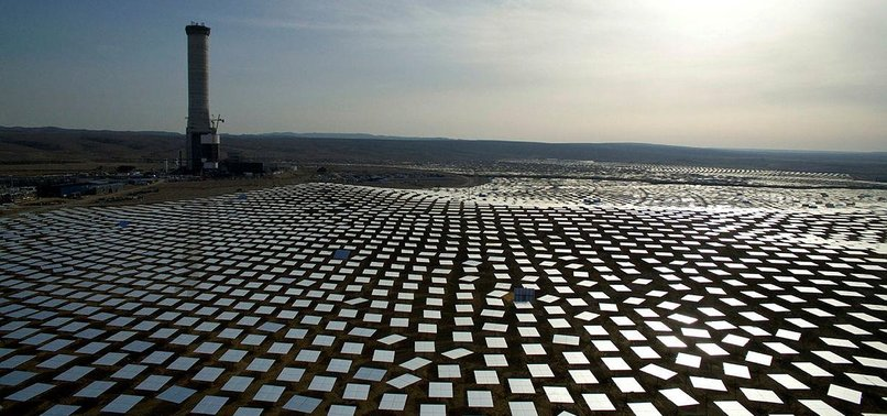 TURKISH SOLAR POWER PRODUCTION SEES NEAR TRIPLE BOOST