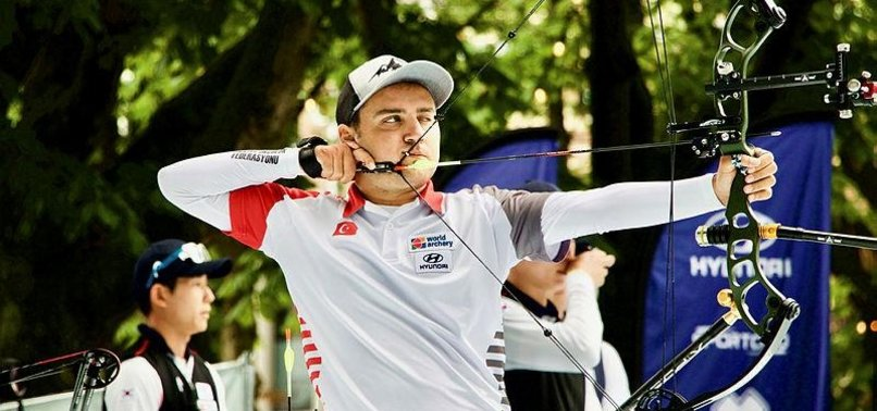 TURKEY CLAIMS SILVER MEDAL IN WORLD ARCHERY TOURNAMENT