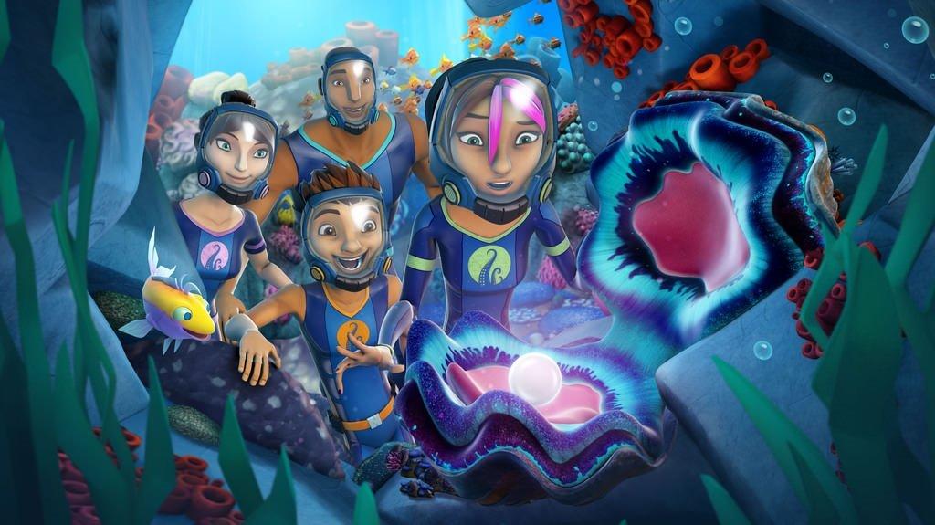 Deniz Altı Kaşifleri