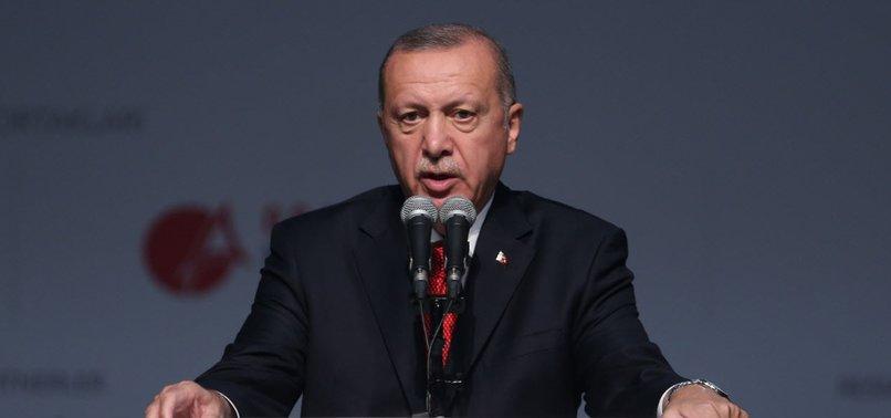 TURKEYS ERDOĞAN SAYS HE IS ALLERGIC TO HIGH-INTEREST RATES