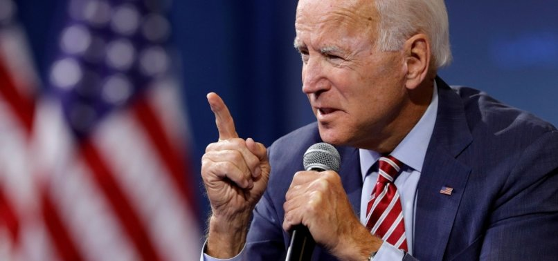 BIDEN: GEORGE FLOYDS DEATH SHOWS OPEN WOUND OF US RACISM