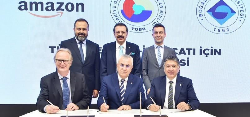 AMAZON DREAMS BIG, LONG-TERM IN TURKEY