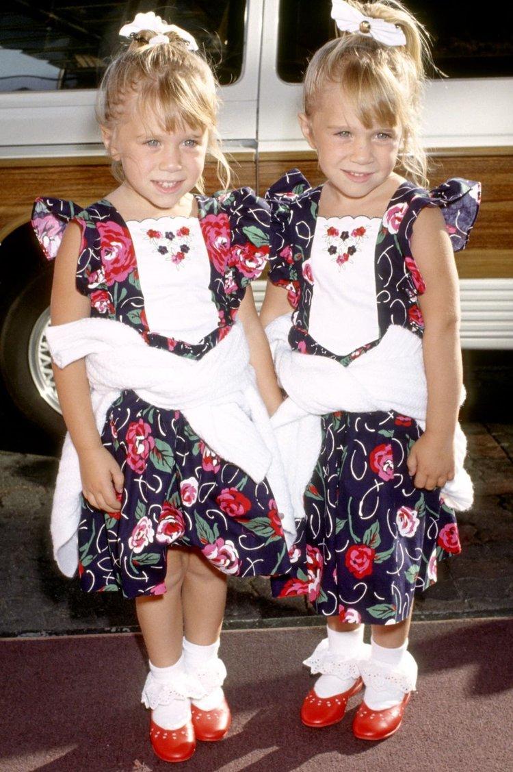 Mary-Kate ve Ashley Olsen kardeşlerin moda evrimi
