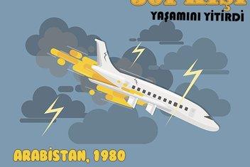 Geçmişten günümüze dünyadaki en büyük uçak kazaları