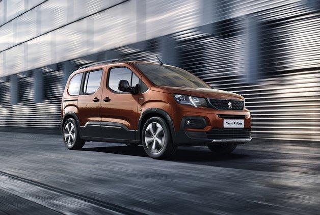 SÜRÜŞ İZLENİMİ · Peugeot Rifter