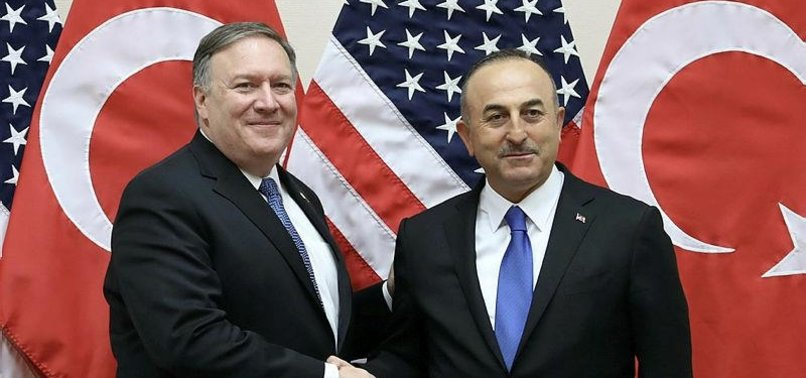 FM ÇAVUŞOĞLU TO DISCUSS MANBIJS FUTURE WITH AMERICAN COUNTERPART POMPEO