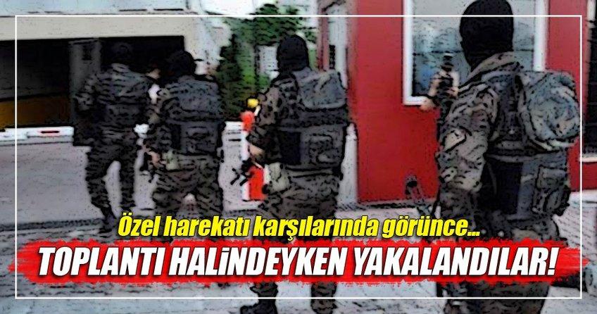 DHKP-C ele başları İstanbul'da yakalandı