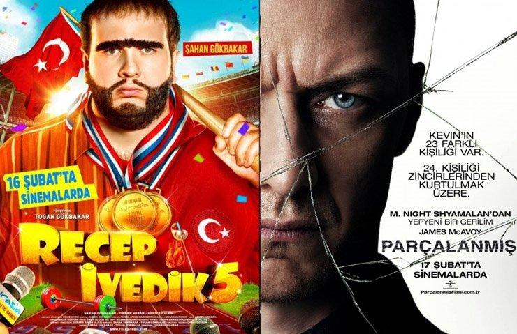 Haftanın vizyona giren filmleri (17 Şubat 2017)