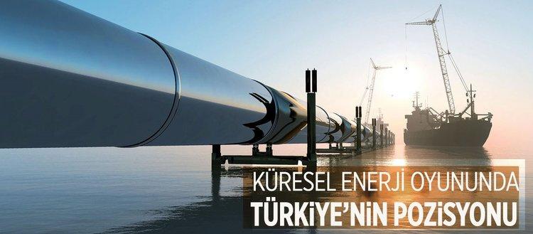 Küresel enerji oyununda Türkiye'nin pozisyonu ve Doğu Akdeniz