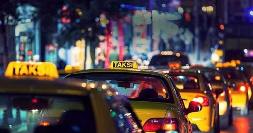 İstanbul'da taksilerde yeni dönem başlıyor