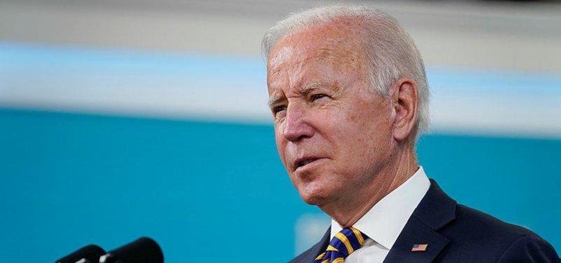 U.S. LEADER BIDEN SAYS COVID-19 CASES DOWN IN 39 STATES