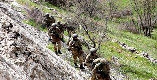 4 PKK terrorists 'neutralized' in southeastern Turkey