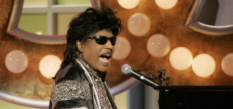 FOUNDING FATHER OF ROCK LITTLE RICHARD HAS DIED: ROLLING STONE