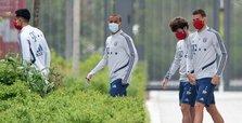 German football returns Saturday after 2-month break