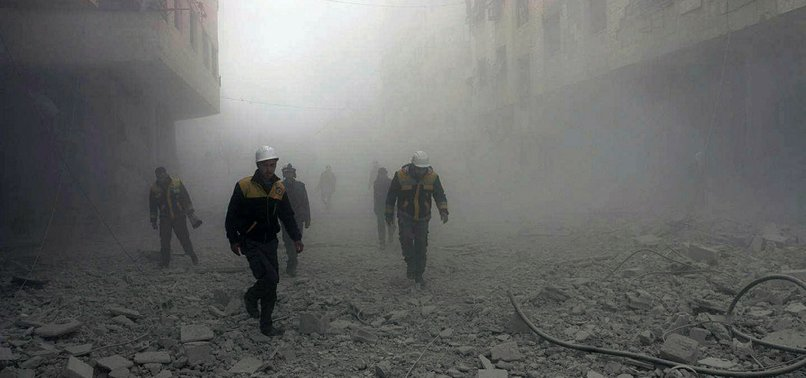 MORE THAN 900 KILLED IN ASSAULT ON SYRIAS EASTERN GHOUTA