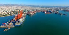 Turkey's foreign trade volume up 3.6% in Q1